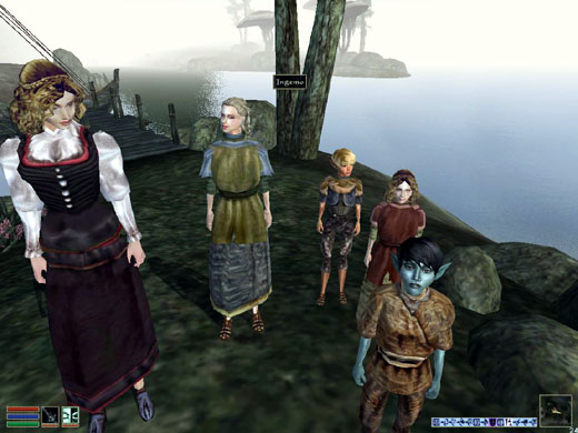 better faces morrowind